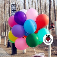 Balon Latex Doff / Balon Latex Doff Aneka Warna Per pack isi 100 pcs