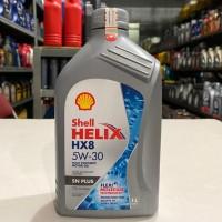 SHELL HELIX HX8 FULLY SYNTHETIC 5W-30 Botol 1L