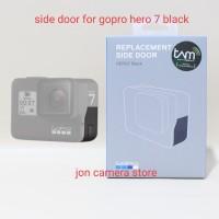 Gopro replacement hero 7 black side door hero 7 black