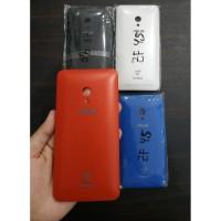COVER TUTUP BELAKANG ASUS ZC451TG ZENFONE GO 4,5 back casing Asus 4,5