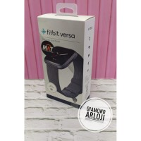 SMARTWATCH FITBIT VERSA SPECIAL EDITION CHARCOAL WOVEN