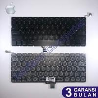 Keyboard Apple Macbook Pro A1278 13 NO BACKLIT, BLACK