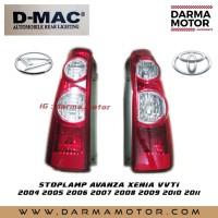 Lampu Belakang Stoplamp Avanza Xenia VVTI 2007-2010 D-MAC