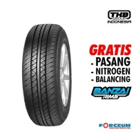 Ban Mobil 165/80 R13 Standar Grandmax Carry Ring 13 Forceum Ultra