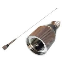 Diamond M150GS Antena Mobil VHF Ori Baru Rig 2.15dB 200W 60cm M150 GS