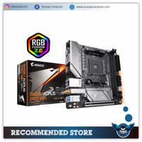 MOTHERBOARD AMD GIGABYTE B450 I AORUS PRO WIFI AM4 MINI ITX
