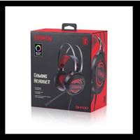Headset/Earphone Gamen Headset Gaming GH1100 Black