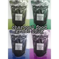 Arang aktif, Natural Activated Charcoal, Pemutih Gigi, Detox