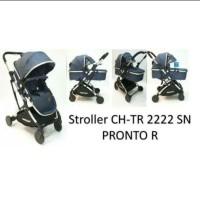 Stroller BabyDoes CH TR2222 PRONTO R