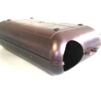 Ratbox Oval Kotak Umpan Lem Hama Tikus