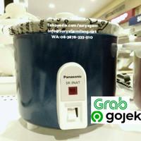 Panasonic SR-3NAT Mini Rice Cooker Baby Bayi Pink Biru Ori, Baru