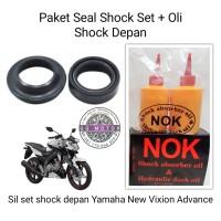 seal shock depan new vixion advance karet sil shok vixion paket harga