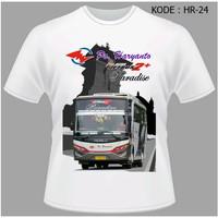 Kaos Bus Po Haryanto 20 Baju Bis Shd Paradise JetbusHR-24