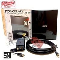 Antena TV Toyosaki A10-220 Outdoor Indoor Digital Analog Original