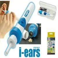Deo cross i ears alat pembersih kotoran telinga teknologi korea