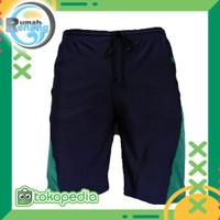 Celana Renang Dewasa Hitam List ( CRD 01 ) - M