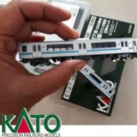 Paling Terlaku Miniatur Kereta Api Model Bermesin Kato N Scale Gauge