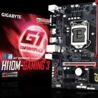 Gigabyte GA-H110M Gaming 3 Socket 1151 Motherboard