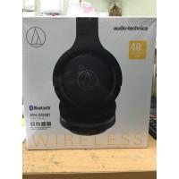 Audio Technica ATH-S200BT S200 Wireless Headphone Original Resmi