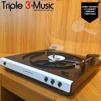 Audio Technica AT LP60XBT LP60X BT White Turntable Bluetooth ORIGINAL