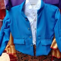 Baju Beskap Adat Jawa Ewes Anak Laki Kostum Karnaval Kartinian SIZE TK