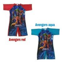 Baju renang Anak Cowok Karakter 4 - 5 tahun