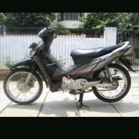 Full body satu motor Honda Supra x 125 2005 2006 ori 950