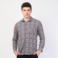 baju atasan pria 17SEVEN KEMEJA FLANEL 066-BUKRING-AD
