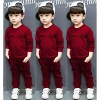 Baju Anak Laki-Laki untuk umur 3-5 tahun / Baju Setelan BEN-BEN Unik