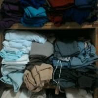 Wanita Bahan kain untuk Baju Gamis / Jubah, Murah (KILOAN)