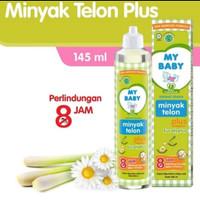 My Baby Minyak Telon 145 ml 85 ml 57 ml
