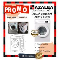 AZALEA DRYER GAS ADJ9FG-GS 9Kg