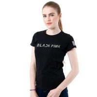 Gelmello Kaos Cewek T-Shiert Oblong Wanita Atasan Tumber Tee 180