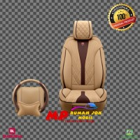 Sarung Jok/Cover Jok Mobil MBtech Avanza BRV Rush Ertiga Xpander dl