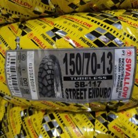 Ban Nmax Swallow 150/70-13 SB 117 Street Enduro Tubeless