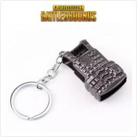 Keychain / Gantungan Kunci Games PUBG! - Armor Level 3