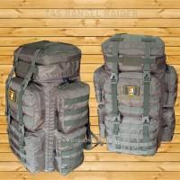 TAS RANSEL RAIDER / TAS BESAR 100L / RANSEL TNI AD
