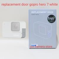 gopro replacement door for hero 7 white