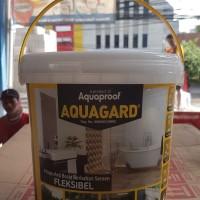 Aquagard 4kg waterproofing anti bocor 2komponen dak kolam dr aquaproof