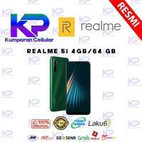 REALME 5i 4GB 64GB GARANSI RESMI