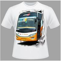 Kaos Bis Po Haryanto, Baju Bus Bismania busmania bus po haryanto HR129