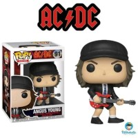 Promo Funko POP! Rocks AC/DC - Angus Young #91 BC Limited