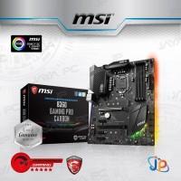 Motherboard MSI B360 GAMING PRO CARBON (LGA1151, B360, DDR4, SATA3) V