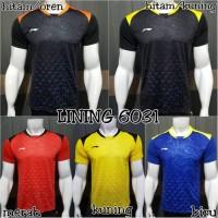 Termur4H Baju Tenis Meja Lining 6031 Baju Ping Pong Lining Naga Import