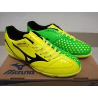 Terpopuler ! Sepatu Futsal Mizuno Wave Ignitus 4 Neon Yellow - TURF Tq