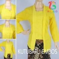 Kebaya Kutu Baru HOTSALE kutubaru embos polos 02/kebaya/blouse/baju