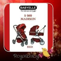 BABYELLE MADISON S989 RED