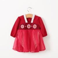 BABY CHEONGSAM ROMPER chinese new year baju imlek bayi cheongsam bayi4