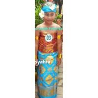 Baju Adat Bali Anak LAKI LAKI - Pakaian Adat anak Laki Laki