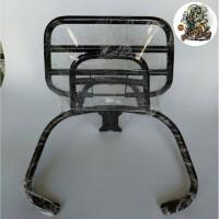 Back Rack Lx & S / Aksesoris Vespa / Rear Rack